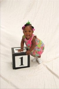 Jalyn - 1 Year Old - Early Intervention Success Story